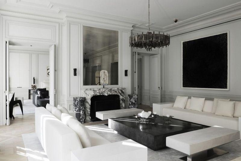 blanc, architecture