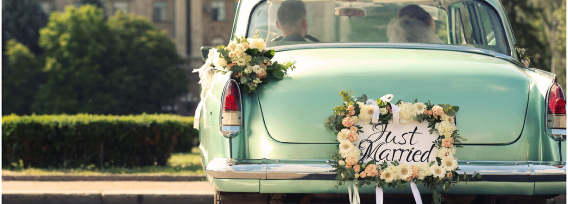 tendances mariage just married